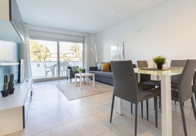 Apartamento en Salou - SPA AQQUARIA PADDLE GARDEN