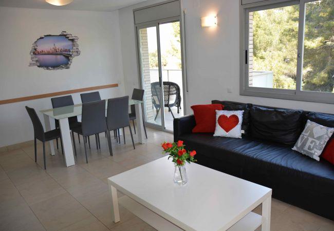 Apartamento en Salou - Precioso apartamento 2 hab. orientado a Port Aventura