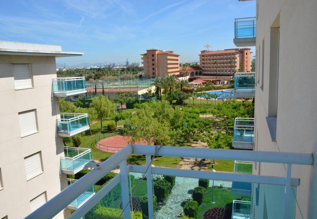 Apartamento en La Pineda - Luminoso apartamento en Los Juncos de La Pineda