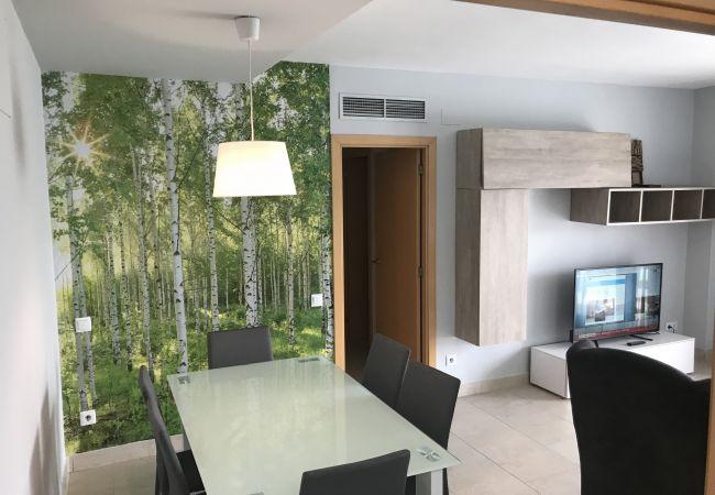 Apartamento en Salou - SPA AQQUARIA PENTHOUSE
