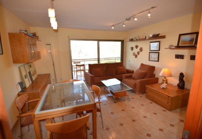 Apartamento en Salou - Apartamento con balcon sobre el mar