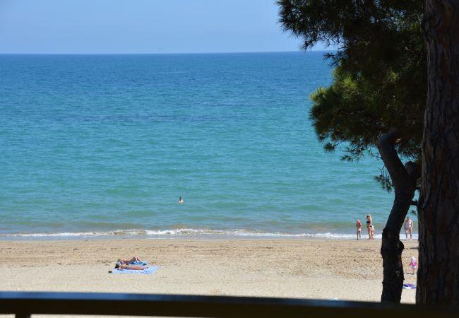 Apartamento en Cambrils - Primerísima linea de mar