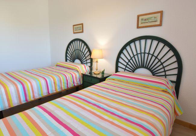 Apartamento en Salou - Atico con impresionantes vistas en primerisima linea de mar.