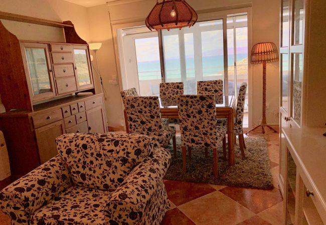 Apartamento en Salou - Apartamento estudio primera linea de mar