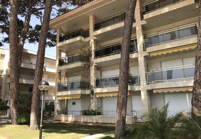 Apartment in Cambrils - Primerísima linea de mar