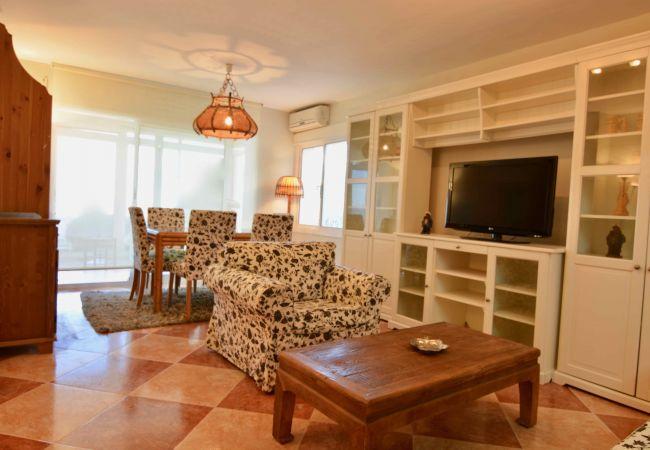 Apartment in Salou - Rits, Edf. Mestral E1