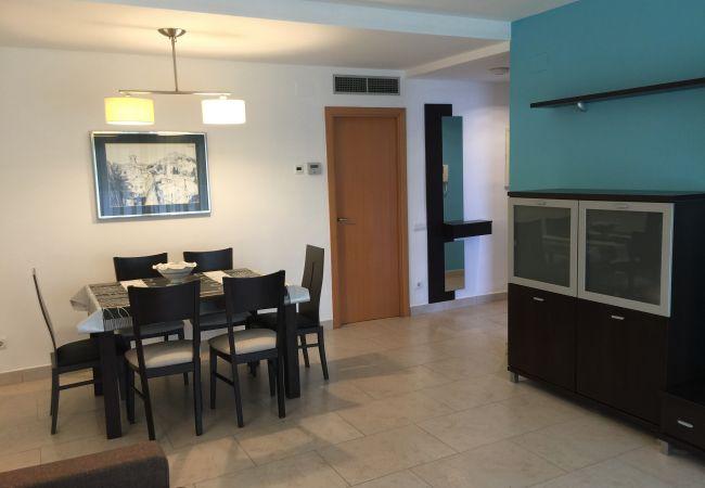 Appartement à Salou - AQQUARIA 2BA22