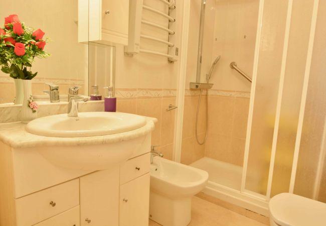 Appartement à Salou - Apartamento estudio primera linea de mar