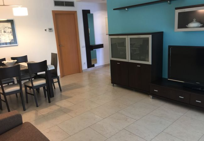 Апартаменты на Салоу - SPA AQQUARIA PADDLE GARDEN