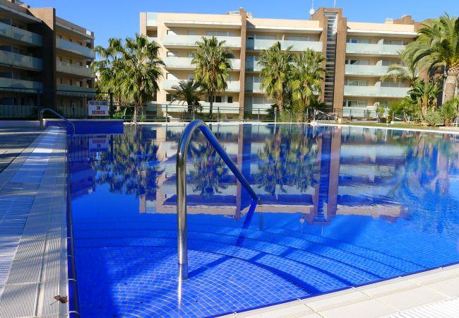 Апартаменты на Salou - AQQUARIA 3DA13