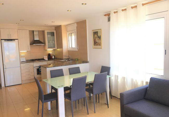 Апартаменты на Салоу - RITS A6 APTO. VISTAS AL MAR