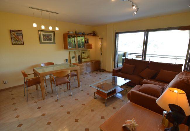 Апартаменты на Salou - MIRADOR DEL MAR