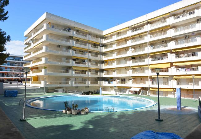Апартаменты на Salou - Apartamento en zona turistica, cerca de playa Larga